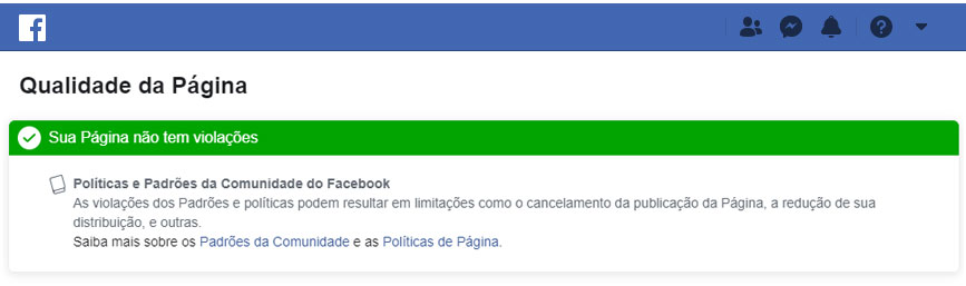 Pagina do Facebook Elite Smoke