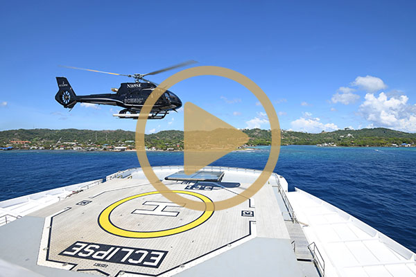 Ultra-luxury cruising