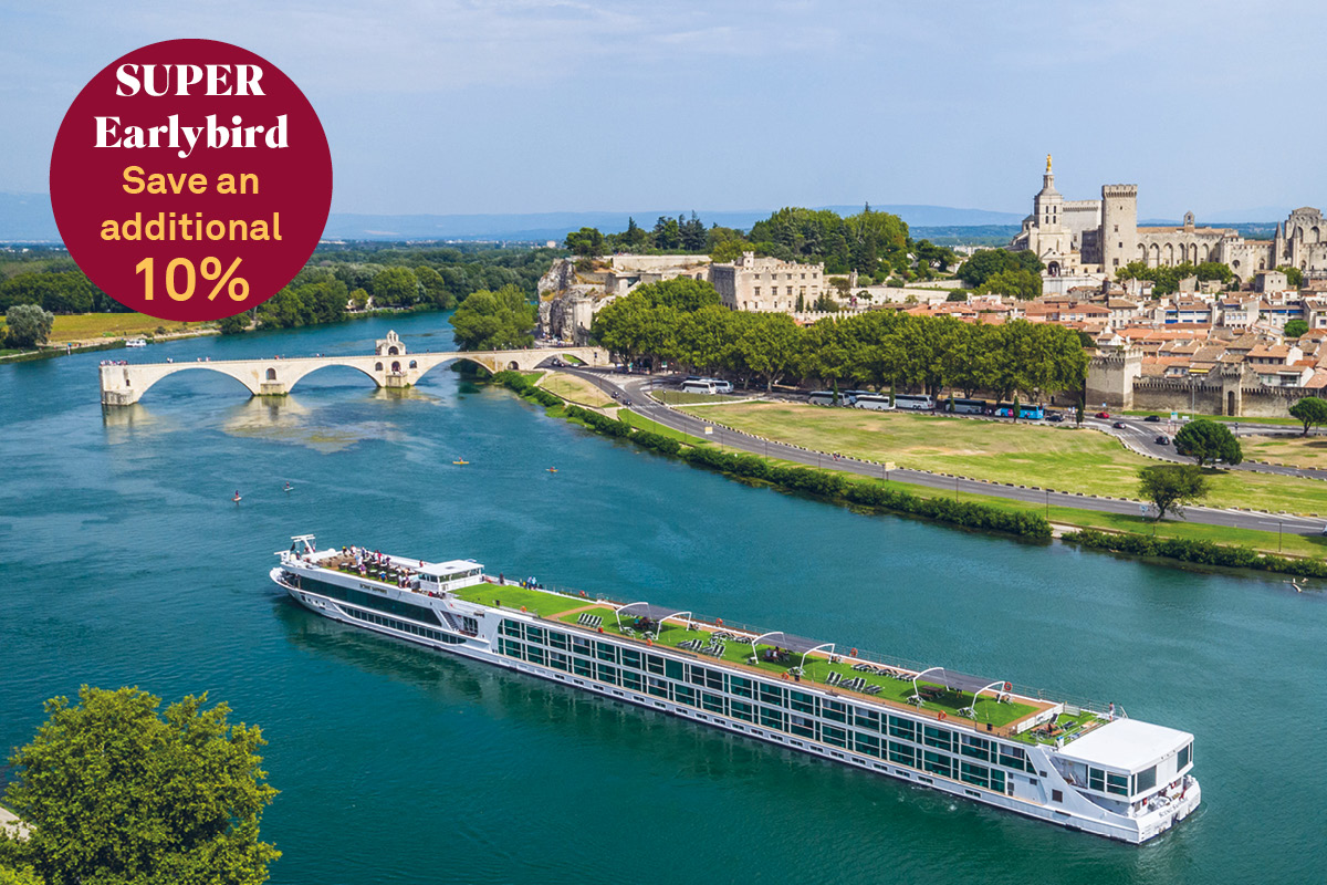 2022 Europe River Cruising