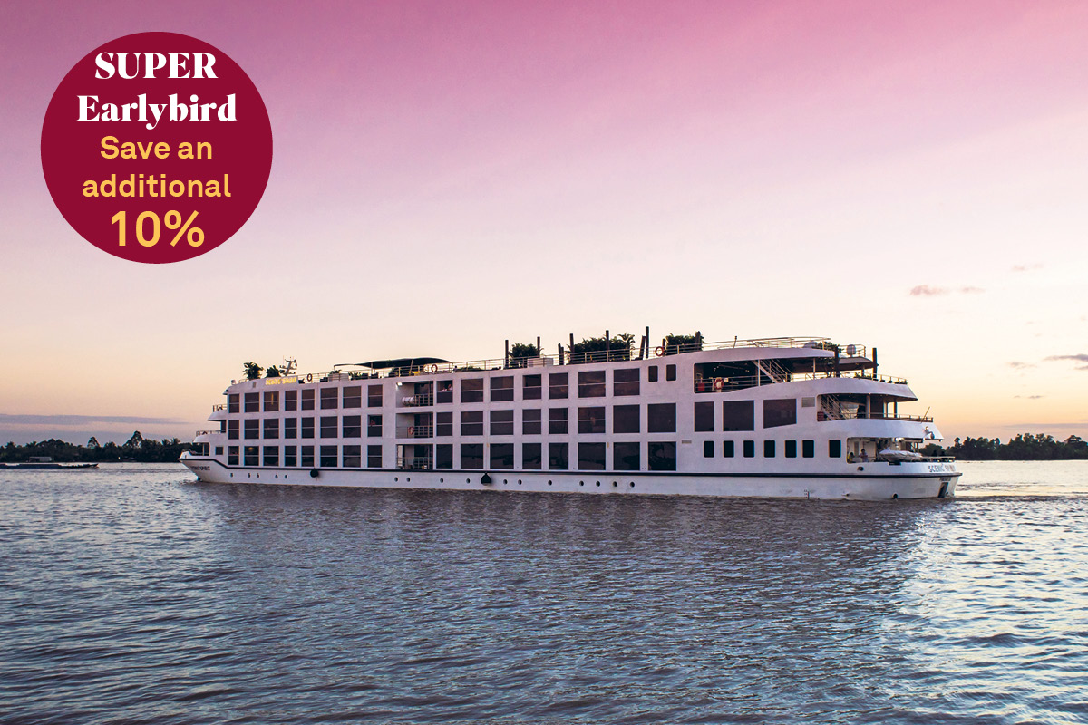 2022 South East Asia River Cruising