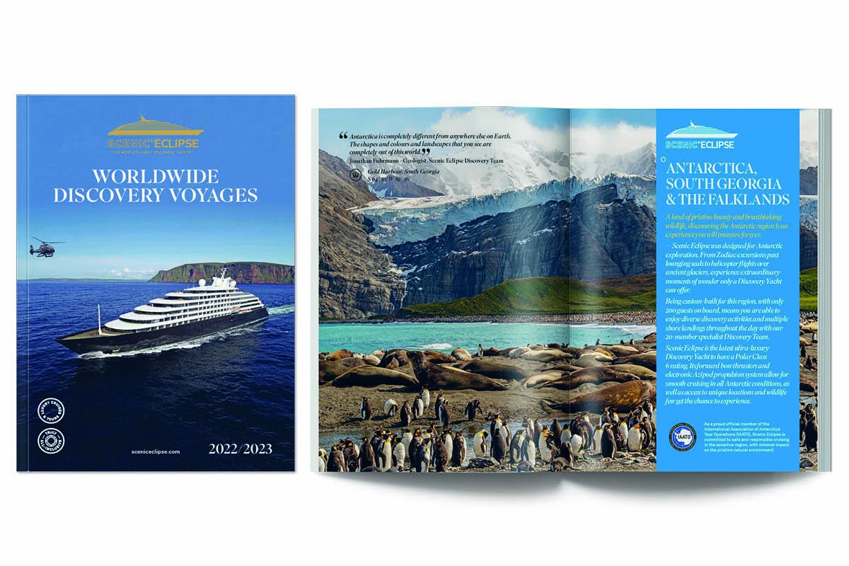 2022-2023 Voyages Brochure