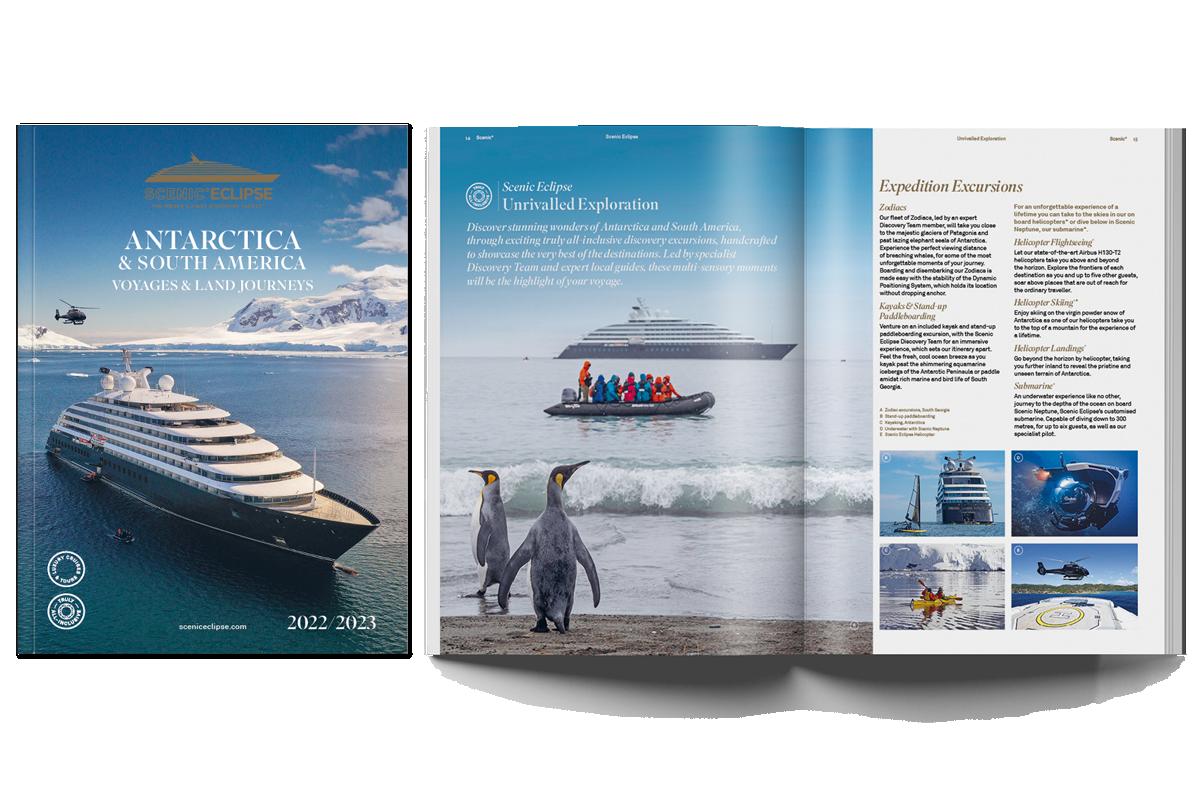 2022/23 Antarctica & South America Brochure