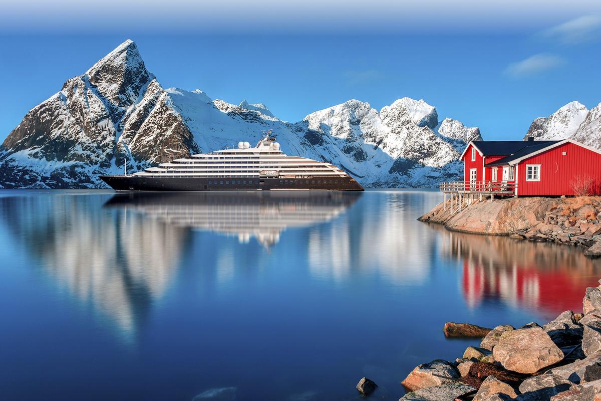 Arctic Islands: Svalbard, Greenland & Iceland
