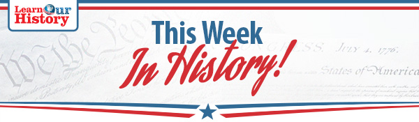 Learn Our History May 23 - May 29