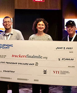 RESPECT AND HONOR: HOW TRUCKERS FINAL MILE GOES THE EXTRA MILE FOR DRIVERS IN NEED
