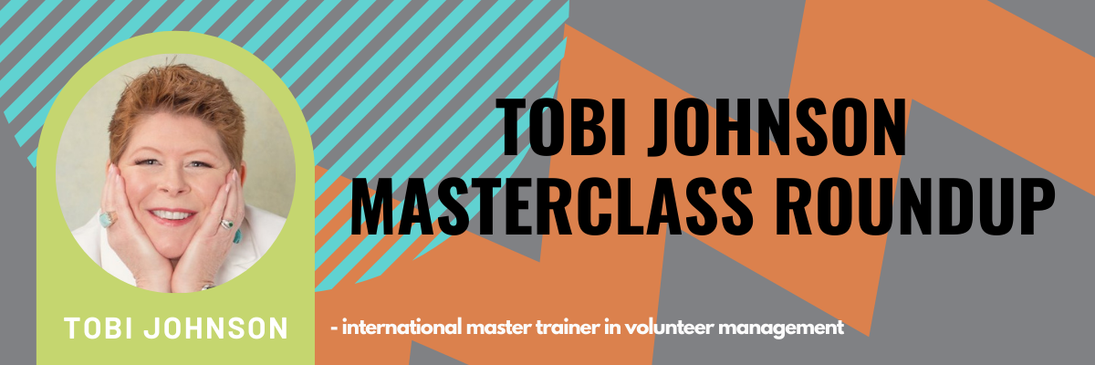 Tobi Johnson 3 day masterclass from the 24th to the 26th of August